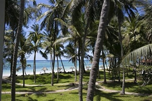 Diani Beach - Diani Sea Resort ***