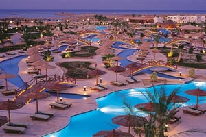 Hurghada - Hotel Hurghada Long Beach Resort ****