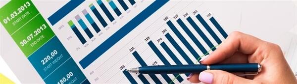 choose between five default fund factsheet templates